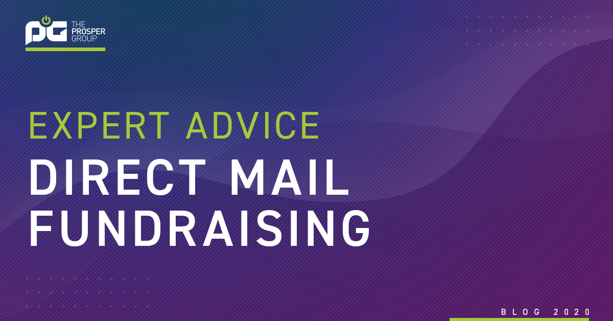 Expert Advice on Direct Mail Fundraising