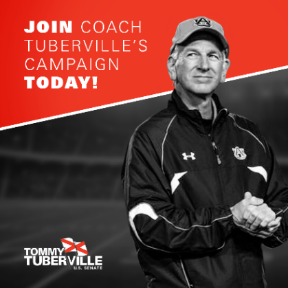 The Prosper Group Fundraises for Coach Tommy Tuberville